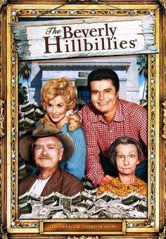 The Beverly Hillbillies: The Official Third Season [5 Discs] [DVD]