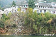 寂靜的單車世界: 單車環中國第112日 千島湖到深渡鎮