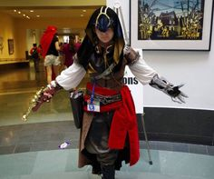 Assassin Steampunk
