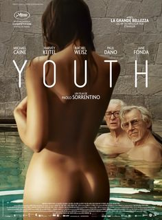 Two aging friends, a film director (Harvey Keitel) and a composer (Michael Caine) spend their time in a luxury resort in Swiss Alps, accompanied by a young actor (Paul Dano) and composer's daughter (Rachel Weisz). Films Étrangers, Films Cinema, Cinema Posters, Movie Posters, Film Poster, 2015 Movies, Hd Movies, Movies To Watch, Movies And Tv Shows