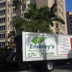 "Embrey's Moving Solutions of Tampa Bay, Florida  ""We Move Tampa Bay!"""