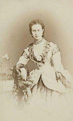 Grand Duchess Iosifovna Romanova of Russia.A♥W