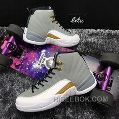 20758e331cc Men Basketball Shoes Air Jordan XII Retro AAA 280 Authentic Qr6sTK