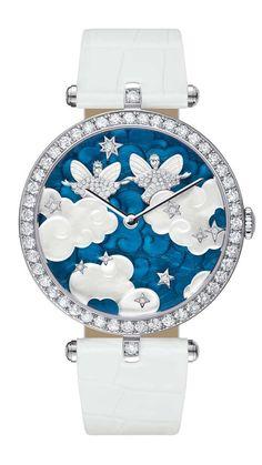 Van Cleef & Arpels Extraordinary Dials™ Lady Arpels Zodiac Gemini