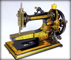 Ward Arm & Platform sewing machine-Alex Askaroff