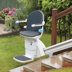ReTurn - Handicare USA West Palm Beach Florida, South Florida, Outside Stairs, Front Door Steps, Stair Lift, Outdoor Steps, Sit To Stand, Home Estimate, Home Safety