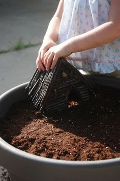 tutorials on how to make items for fairy garden. Juise: Fairy Garden: Expand and…
