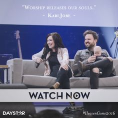 Bethel Heaven Come Conference with Kari Jobe May 25th-27th 2016 [Daystar.com]