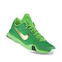 I designed the green William & Mary Tribe Nike men's basketball shoe with gold and white trim.