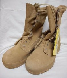 NWT BELLEVILLE GORETEX ICWR INTERMEDIATE COLD/WET WEATHER BOOTS 6.5 R DESERT TAN #BELLEVILLE #DesertBoots