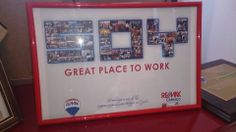 GREAT PLACE TO WORK  #REMAX Clásico #MADRID http://www.clasico.remax.es/