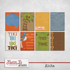 FREE FranB Designs: Aloha - Magical Mousetery Blog Train