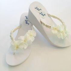 c356b0b13 Bridal Flip Flops.2.5
