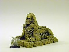 warhammer tomb kings terrain - Google Search
