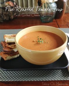 ... soup, please on Pinterest | Soups, Tomato soups and Asparagus soup