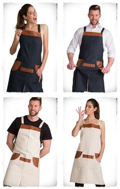 upcycle uniform ideas ~ uniform upcycle - uniform upcycle military - upcycle school uniform - upcycle army uniform - upcycle cheer uniform - upcycle uniform ideas - upcycle old school uniform - band uniform upcycle Diy Fashion, Fashion Outfits, Fashion Design, Chef Dress, Barber Apron, Restaurant Uniforms, Cool Aprons, Leather Apron, Sewing Aprons