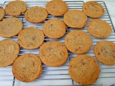 Peanut Butter Chocolate Chunk Cookies from Baked's Matt Lewis and Renato Poliofito