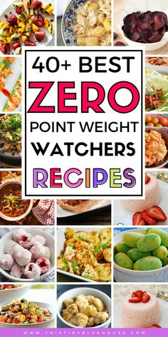Here is the ultimate collection of Zero Point Weight Watchers Meals and Snacks. From apps to main meals and even desserts these zero point weight watchers meal ideas are guaranteed to keep your diet interesting. Weight Watcher Desserts, Weight Watchers Snacks, Petit Déjeuner Weight Watcher, Poulet Weight Watchers, Weight Watchers Vegetarian, Plats Weight Watchers, Weight Watchers Meal Plans, Weight Watchers Breakfast, Weight Watchers Free