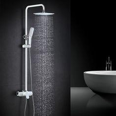 Duschset Duscharmatur Regendusche Handbrause Duschpaneel Duschsystem Brauseset