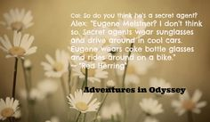 Aio Quotes! Adventures in Odyssey Quotes