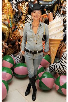 Kate Moss en Mulberry
