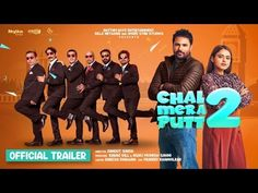 Entertainment Discover With Amrinder Gill Dr Zeus Various. Listen Chal Mera Putt 2 Trailer by Amrinder Gill gaana video song streaming at MRHD. Song List Movie List It Movie Cast It Cast Punjabi Comedy Amrinder Gill Company Banner Comedy Movies Top Movies World Movies, Top Movies, Comedy Movies, Movie Songs, Punjabi Comedy, Punjabi Actress, Amrinder Gill, Download Free Movies Online, It Movie Cast