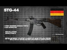 Z: Armoury (Nazi Zombies Weaponry Guide) - The 'STG-44' (The Spatz-447+)