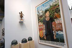 """Take a leap of faith"", Léo Dorfner en Art Paris #ArtFair 2016 #Art #Arte Galerie ALB Anoukle Bourdiec #ContemporaryArt #ArteContemporanáeo #Arterecord 2016 https://twitter.com/arterecord"