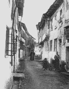 Yanya / 1928 | Eski Türkiye Fotoğrafları Arşivi Albania, Athens, Pop Up, Istanbul, Greece, The Neighbourhood, The Past, Landscape, Abstract