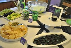 Hulk party. Incredible Hulk Birthday Party. Food ideas. Mint oreo cookies.  Ideas   Photo 15 of 17   Catch My Party