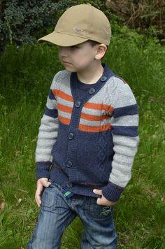 Knitting Patterns Boys, Baby Wearing, Children, Kids, Men Sweater, Sweaters, How To Wear, Crochet, Style