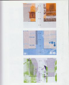 Magazine Spread: Daniela Haufe, Detlef Fiedler