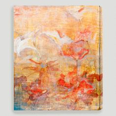 One of my favorite discoveries at WorldMarket.com: 'Cascade I' by Maeve Harris