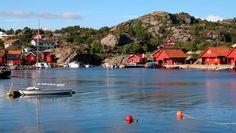 Kristiansand, Norway - summer