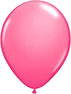 "Custom, Fun & Cool {Big Large Size 12"" Inch} 100 Bulk Pack of Helium & Air Inflatable Latex Rubber Balloons w/ Bold Design [in Light Pink Color] mySimple Products"