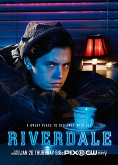 Jughead_Cole Sprouse_Riverdale
