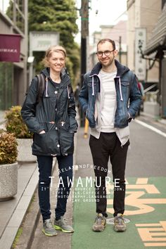 戯 -TAWAMURe-: SNAP#57 Sarah & Stephen