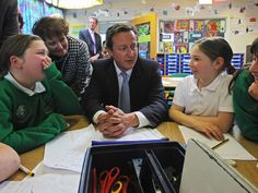 What an upside-down world - David Cameron has just been banned from redefining child poverty by House of Lords!