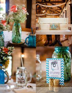 DIY Wedding - Country Style