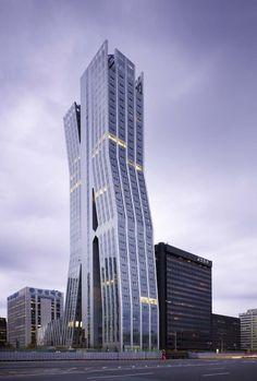 S-Trenue Tower I  Mass Studies