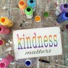 Kindness Matters Little