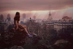 """​Mine was a world of rooftops and love songs."" -Roman Payne, Rooftop Soliloquy 