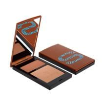 Sisley Sun Glow Duo Pressed Powder - Honey Cinnamon