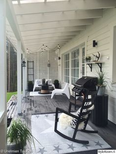 Pergola In Front Of House Referral: 7090576533 Backyard Patio Designs, Pergola Patio, Pergola Kits, Outdoor Rooms, Outdoor Living, Outdoor Decor, Porch And Terrace, Metal Barn Homes, Pole Barn House Plans