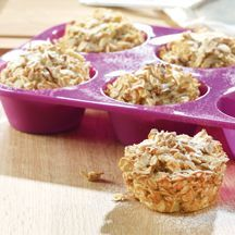 Sattmacher-Muffins (Low Carb Before And After Desserts) Muffins Weight Watchers, Petit Déjeuner Weight Watcher, Dessert Weight Watchers, Weight Watchers Breakfast, Weight Watchers Meals, Fast Food Breakfast, Yogurt Breakfast, Breakfast Bake, Breakfast Cookies
