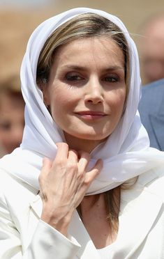 Queen Letizia of Spain - Spanish Royals Visit Morocco: Day 2