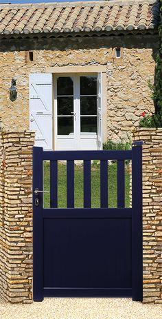 harmonisez portail et portillon pour embellir l 39 entr e de la maison jardin pinterest. Black Bedroom Furniture Sets. Home Design Ideas
