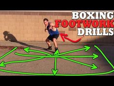 The Most Overlooked Aspect in Fighting: Improve your Footwork! - YouTube
