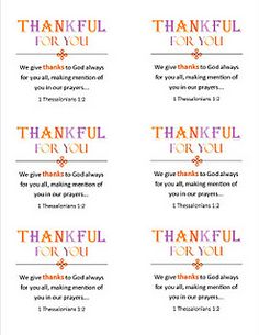 Free Thanksgiving Printables Teacher Gifts Scriptures Ideas
