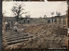 WW1+in+Colour | color autochromes an early form of color photography taken during wwi ...